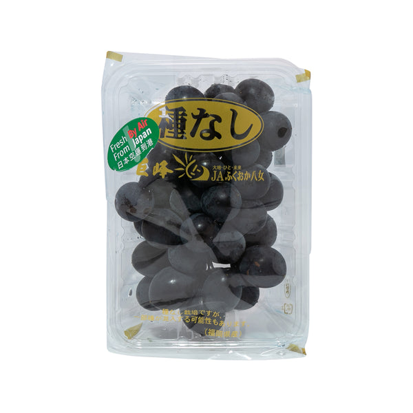 Japan Kyoho Grape (Seedless)  (1pack)