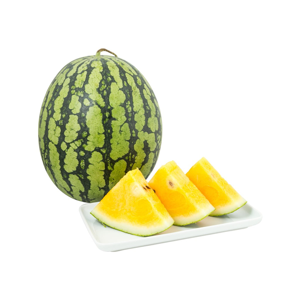 Taiwan Watermelon - Yellow Meat(2500g)