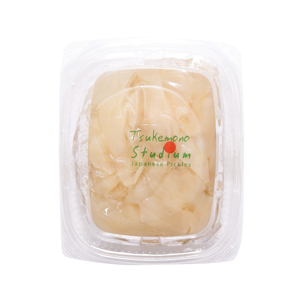 TSUKEMONO STADIUM Japanese Vinegar Pickled Ginger Slice (For Sushi)  (150g)