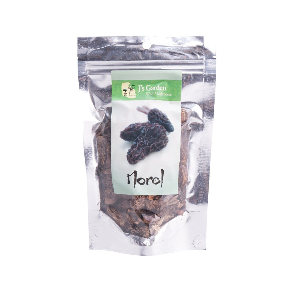 Dried Morel  (50g)
