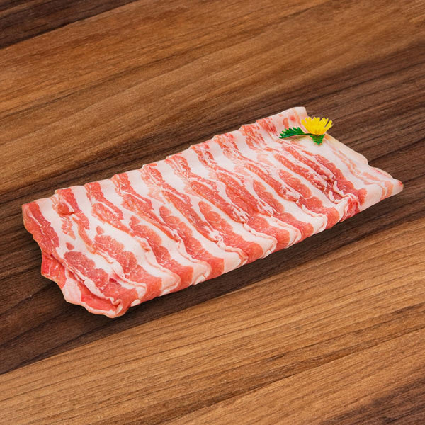 CITYSUPER Japan Yamagata Tengen Pork - Shabu Shabu [Previously Frozen]  (200g)