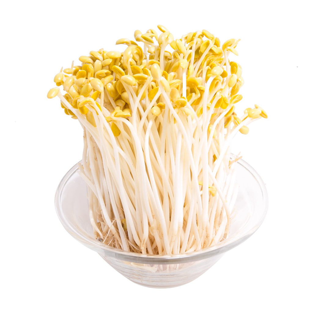 Local Organic Soya Bean Sprout  (400g)