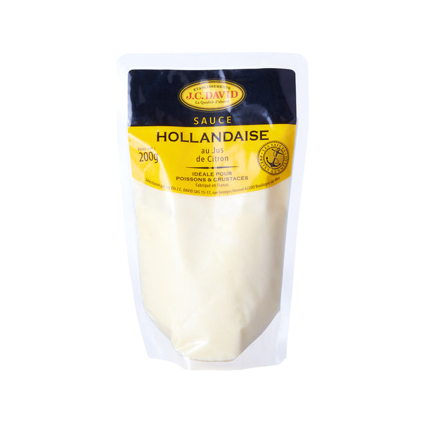 J.C DAVID Hollandaise Sauce  (1pc)