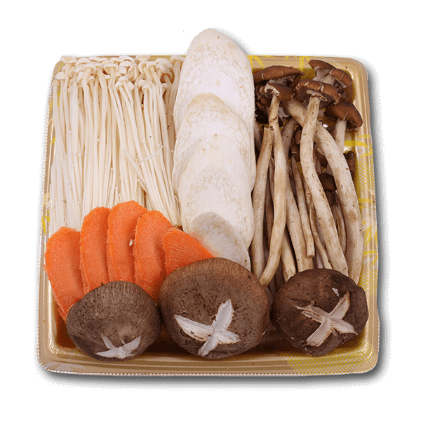 Veggie Hot Pot Set (Small)