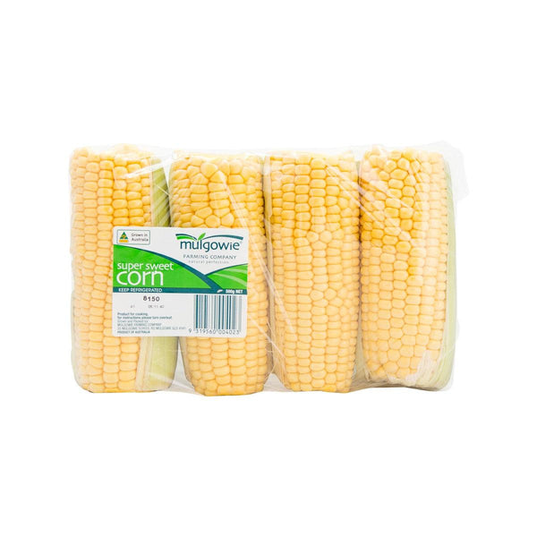 Australia Sweet Corn (Pack)  (500g)