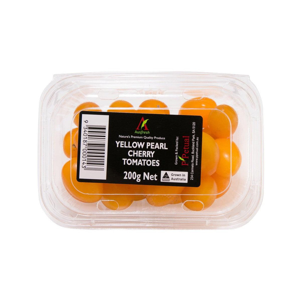 Australia Yellow Pearl Cherry Tomatoes  (1pack)