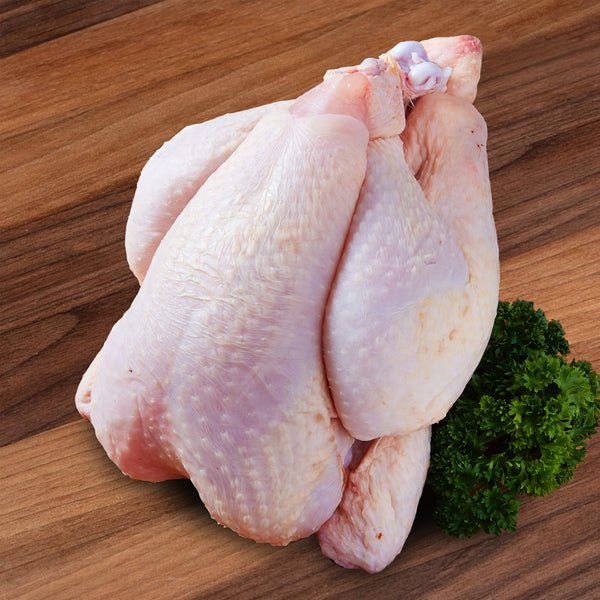 DAYLESFORD ORGANIC UK Chilled Organic Whole Chicken  (1500g)