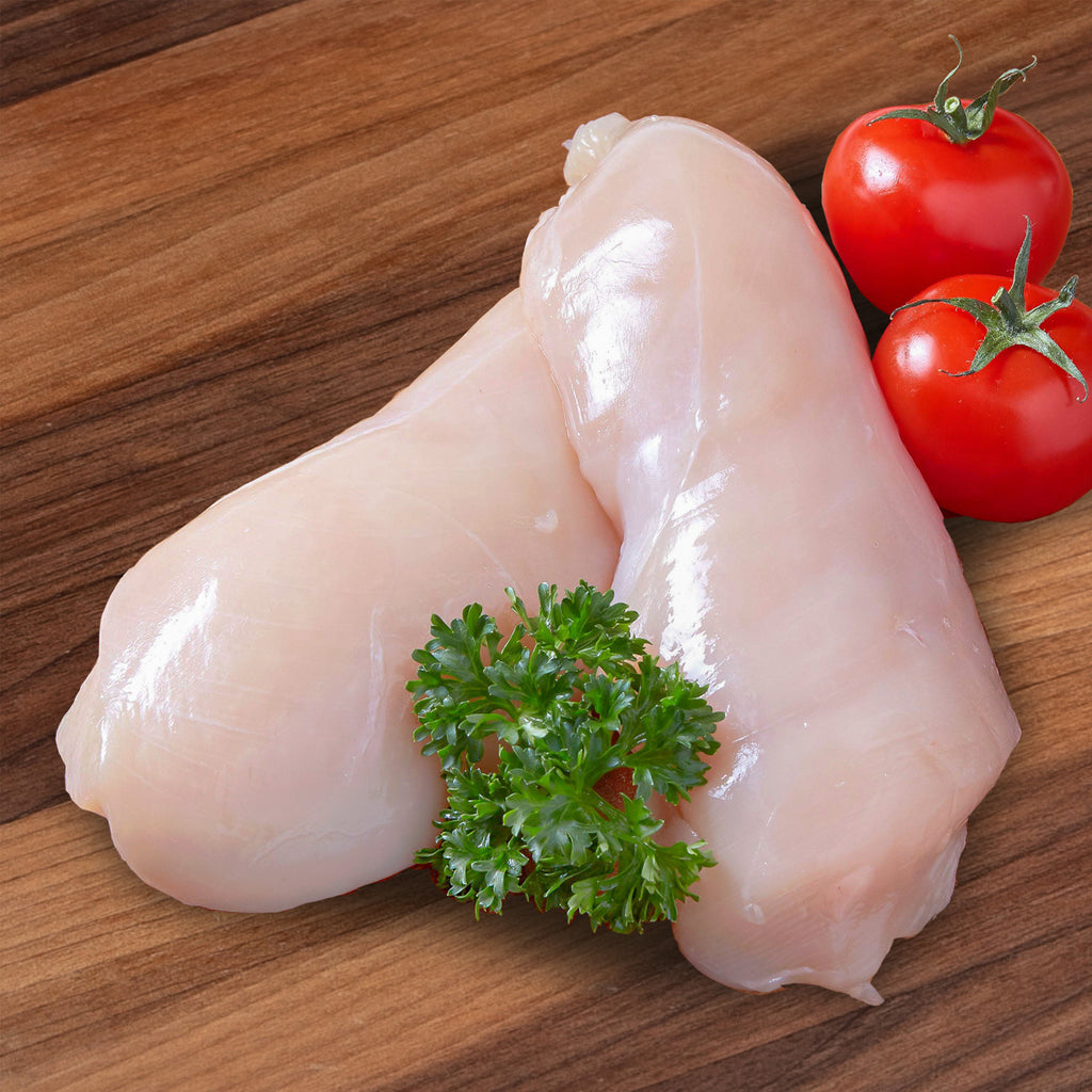 DAYLESFORD ORGANIC UK Chilled Organic Chicken Breast Boneless  (350g)