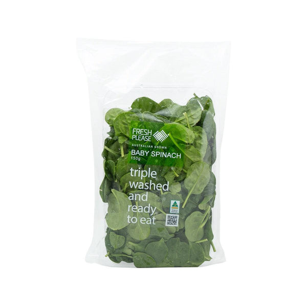 Fresh Please Australia Baby Spinach(150g)