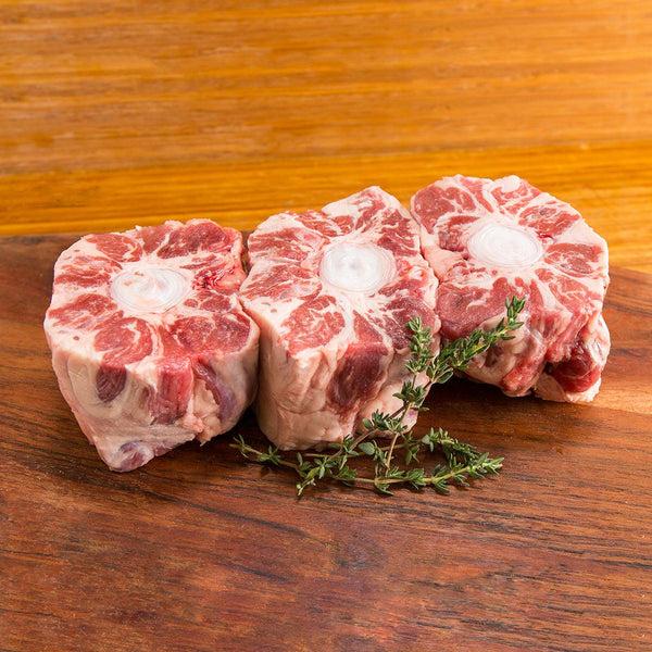 Australian Chilled Angus Beef Ox Tail(600g)