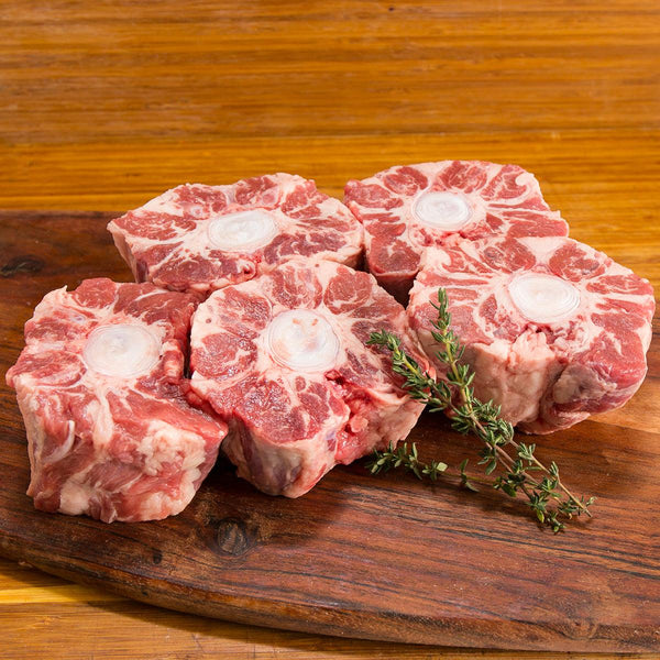 Australian Chilled Angus Beef Ox Tail - L(1000g)