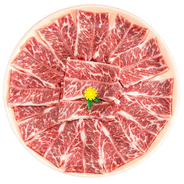 USA Angus Beef Rib Eye - Sukiyaki (L) [Previously Frozen](500g)