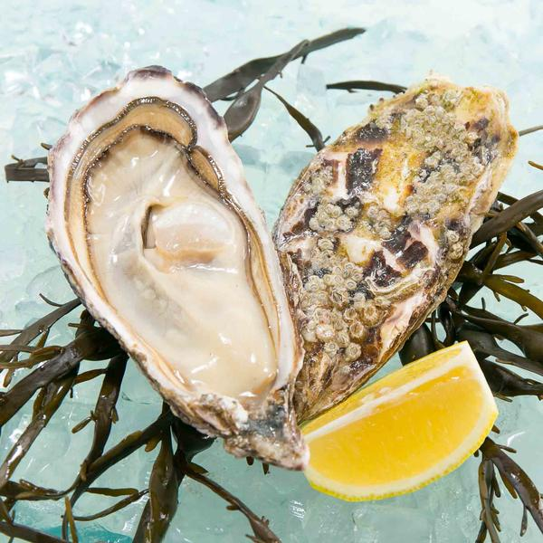French Gillardeau Oyster Nr.0  (1pc)