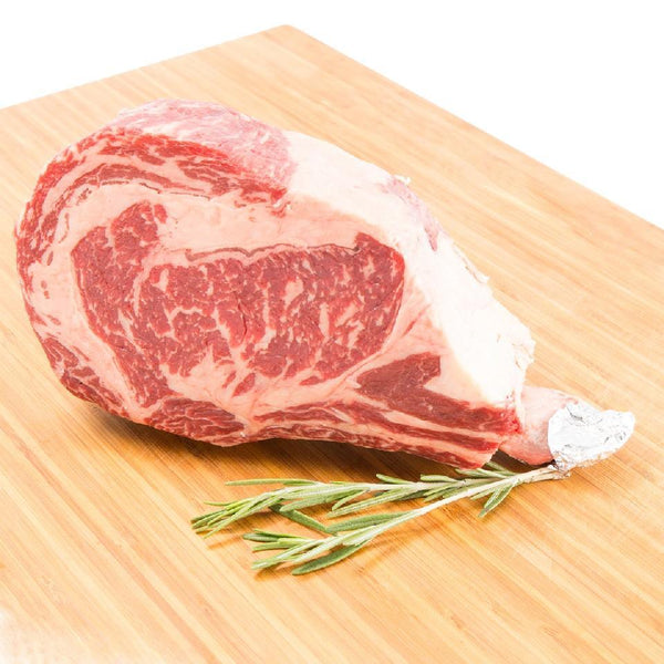 Chilled 60 Days Dry Aged USA Prime Angus Beef Prime Rib  (1000g)