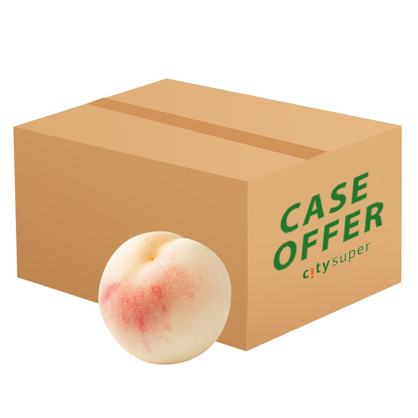 Japan Okayama White Peach (Case)  (1box)
