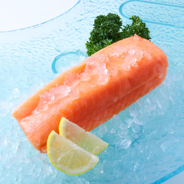 FIRST Norwegian Frozen Salmon Loin  (1pc)