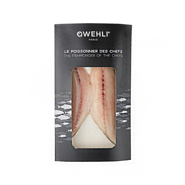 QWEHLI Frozen Mackerel Fillet  (120g)