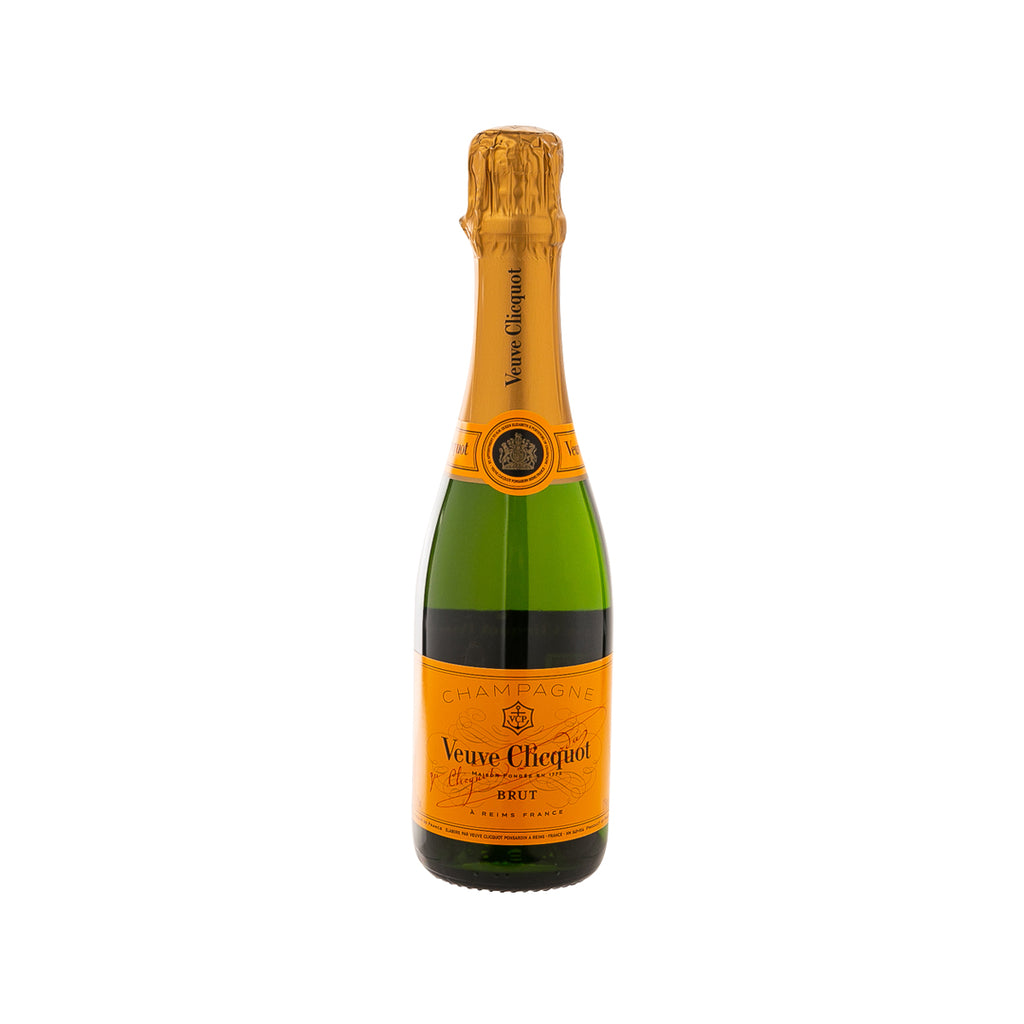 VEUVE CLICQUOT Brut Yellow Label NV 375mL (375mL)