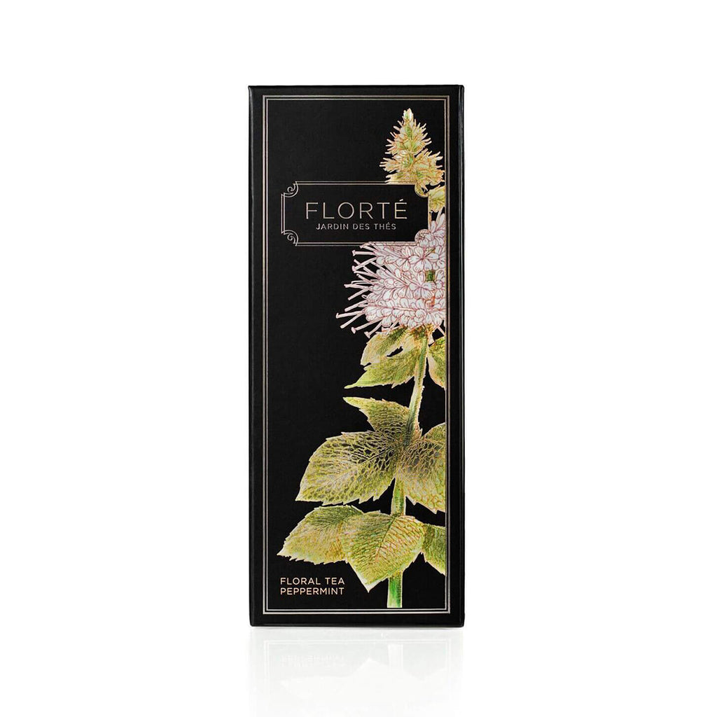 FLORTE Floral Tea - Peppermint  (25g)