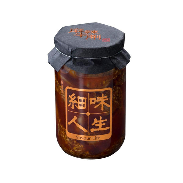 SAVOUR LIFE Sichuan Spicy Beef Tongue  (330g)