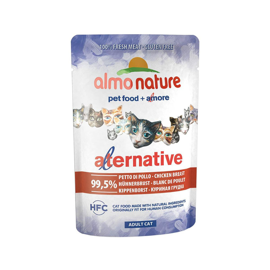 Almo Nature (4700) Cat 55g Chicken Breast
