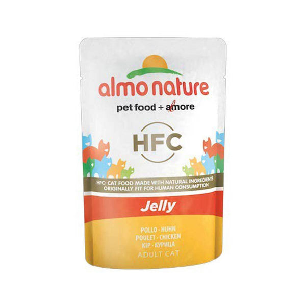ALMO NATURE (5040) Cat Jelly 55g Chicken