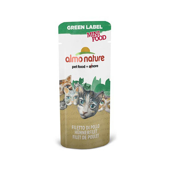 Almo Nature (500) Cat 3g Chicken Fillet