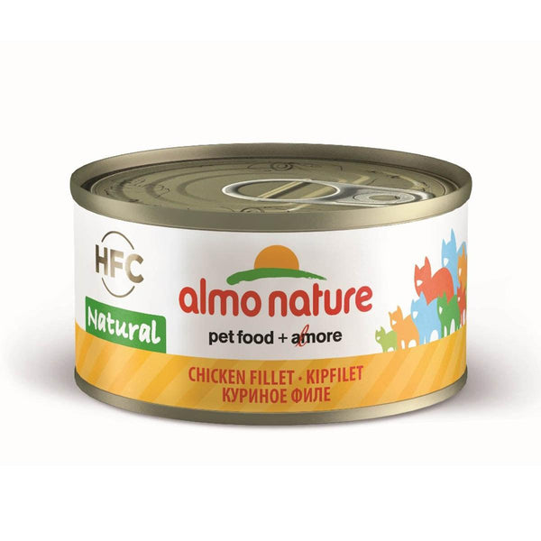 ALMO NATURE (9016) Cat 70g Chicken Fillet