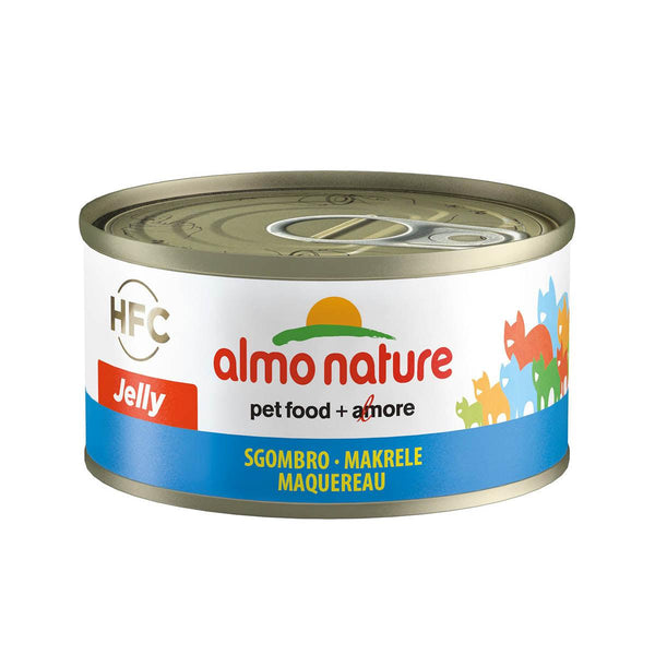 ALMO NATURE (9028) Cat 70g Mackerel