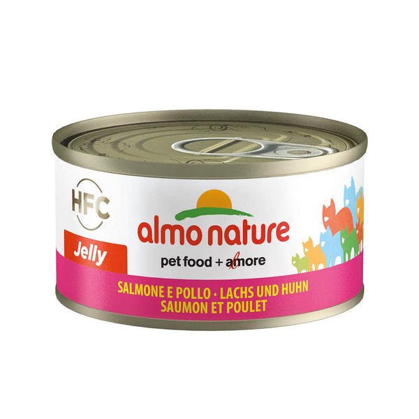 Almo Nature (9030) Cat 70g Salmon & Chicken