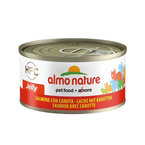 Almo Nature (9032) Cat 70g Salmon & Carrot
