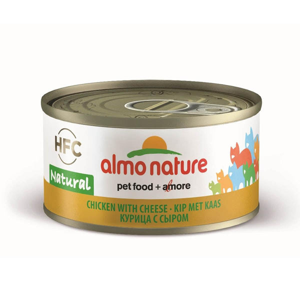 Almo Nature (9083) Cat 70g Chicken & Cheese