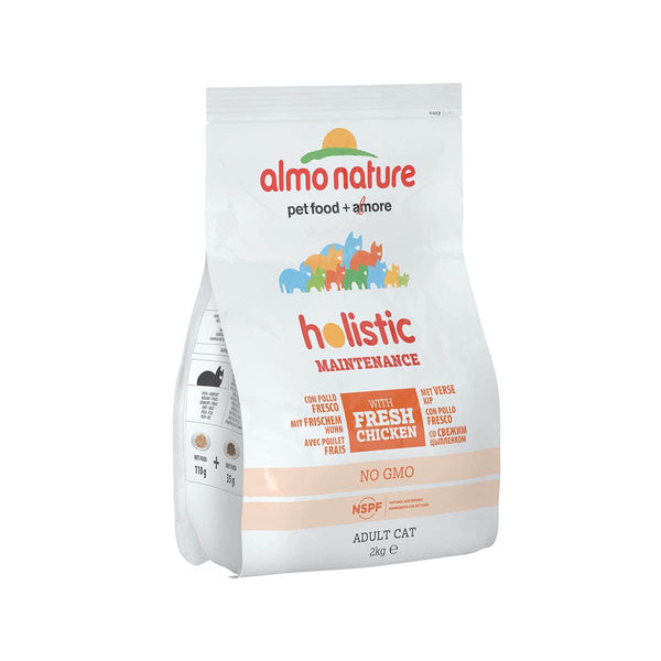 ALMO NATURE (625) Cat Holistic 2kg Chicken