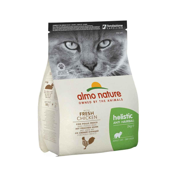 ALMO NATURE (673) Cat Anti-Hairball 2kg Chicken