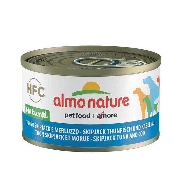 ALMO NATURE (5503) Dog 95g Skipjack Tuna & Cod