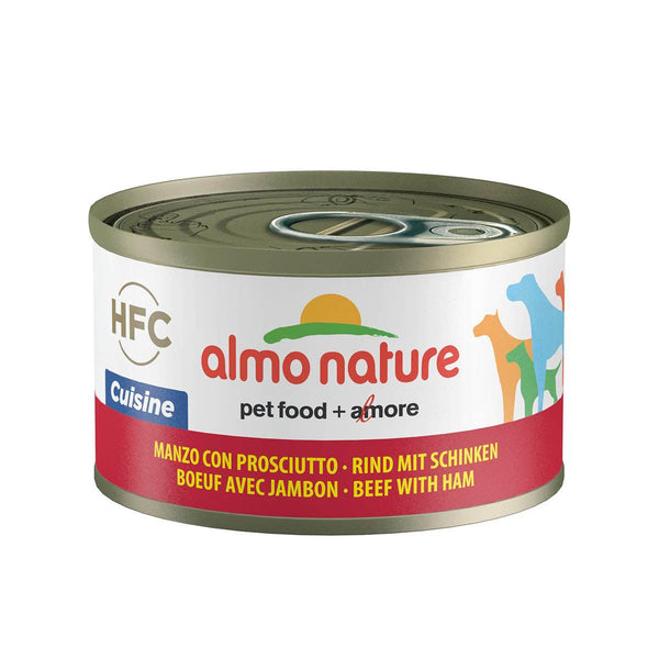 ALMO NATURE (5545) Dog 95g Beef & Ham
