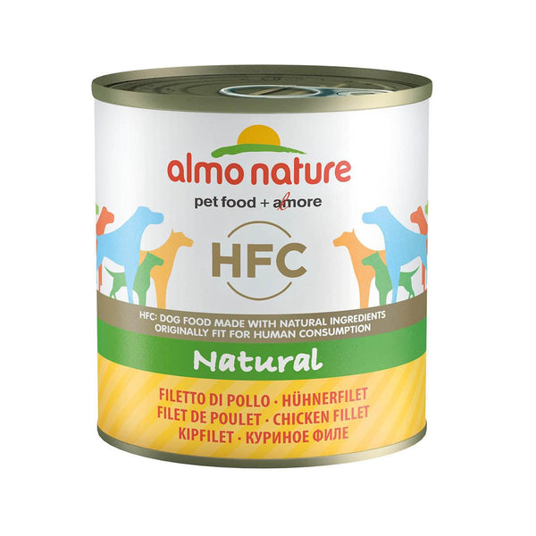ALMO NATURE (5521) Dog 280g Chicken Fillet