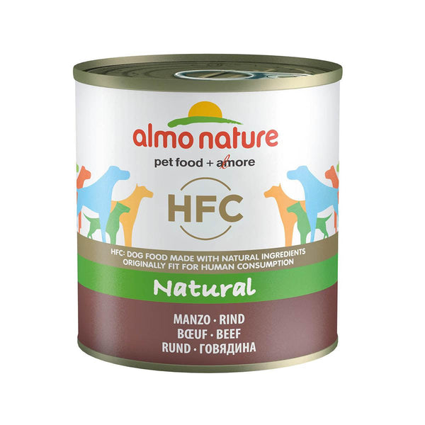 ALMO NATURE (5524) Dog 290g Beef