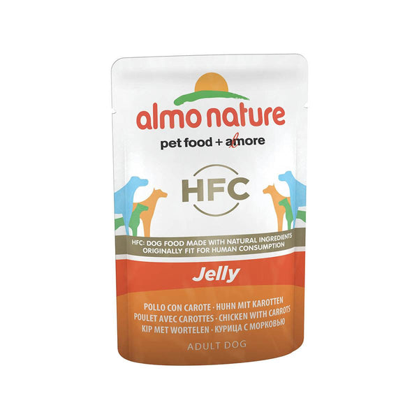 ALMO NATURE (5700) Dog 70g Chicken & Carrot