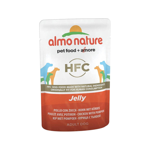 ALMO NATURE (5702) Dog 70g Chicken & Pumpkin