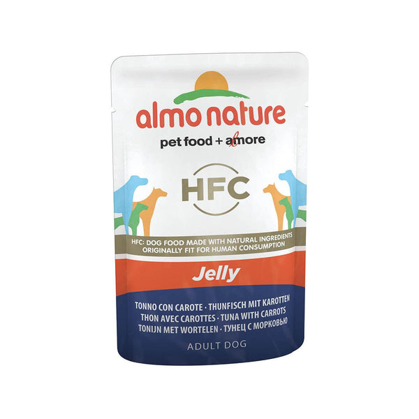 ALMO NATURE (5704) Dog 70g Tuna & Carrot