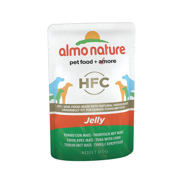 ALMO NATURE (5705) Dog 70g Tuna & Corn