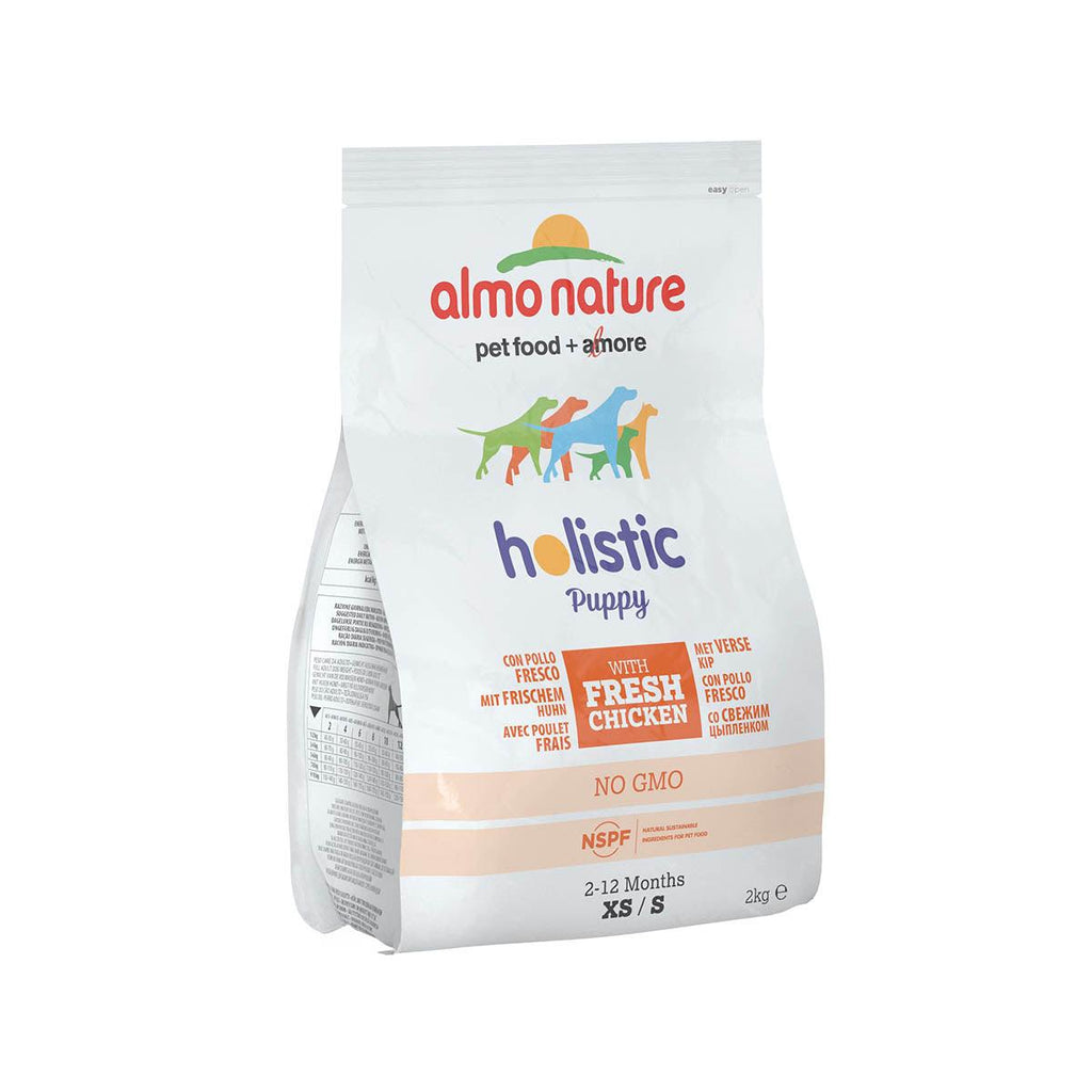ALMO NATURE (710) XS/S Puppy Holistic 2kg Chicken