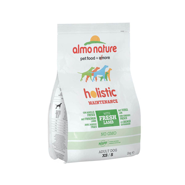 Almo Nature (711) XS/S Dog Holistic 2kg Lamb