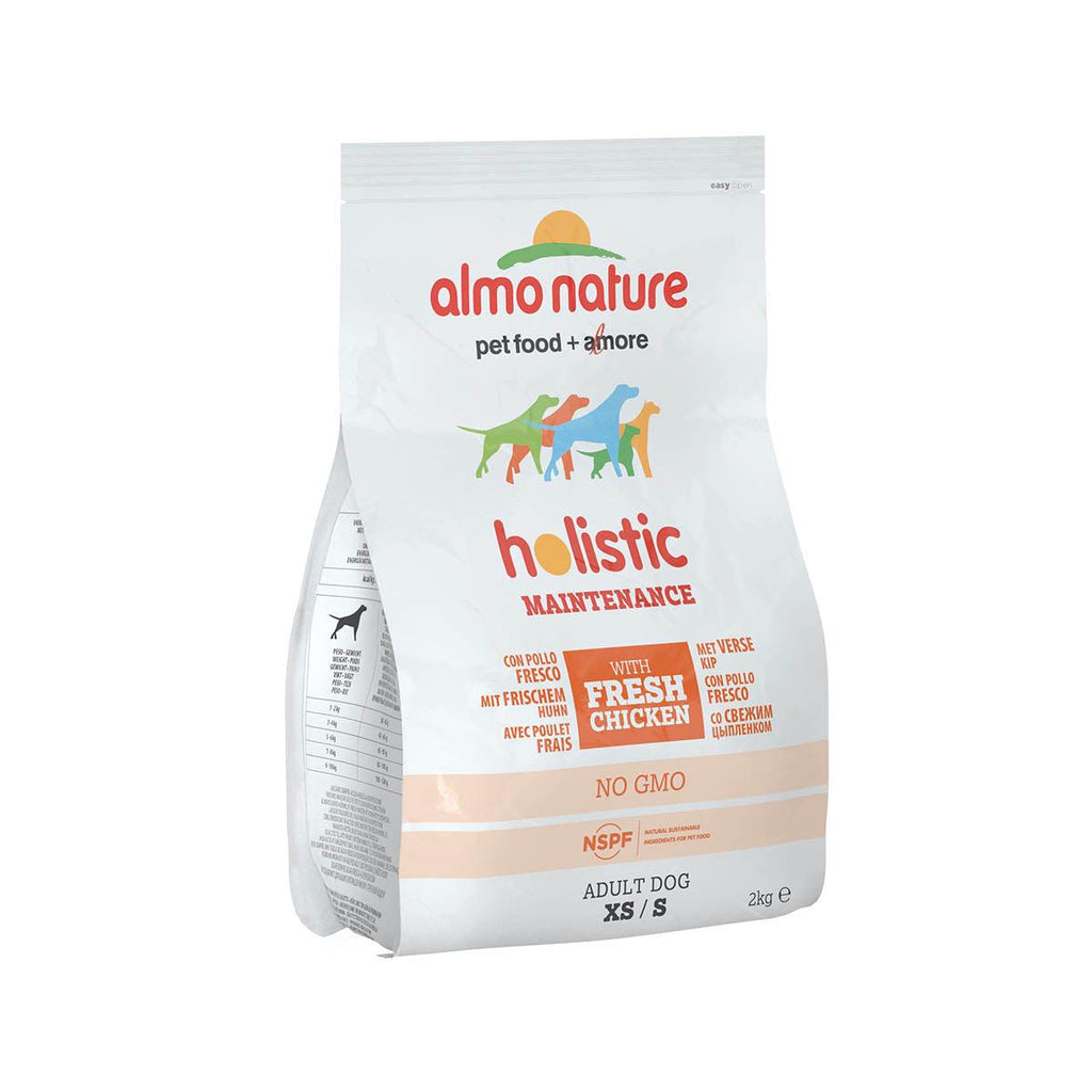 Almo Nature (714) XS/S Dog Holistic 2kg Chicken