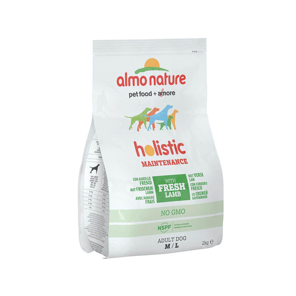 Almo Nature (731) M/L Dog Holistic 2kg Lamb