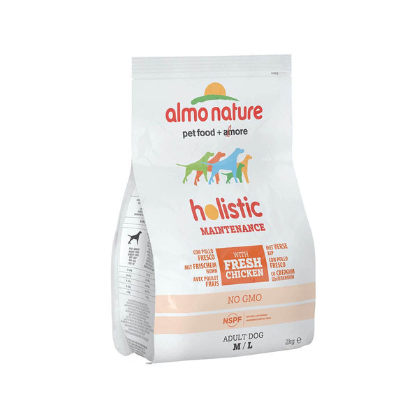 Almo Nature (734) M/L Dog Holistic 2kg Chicken