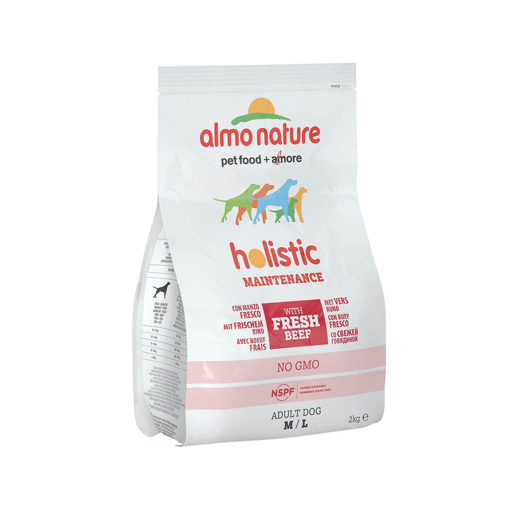 ALMO NATURE (736) M/L Dog Holistic 2kg Beef