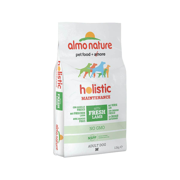 ALMO NATURE (741) Medium Dog Holistic 12kg Lamb