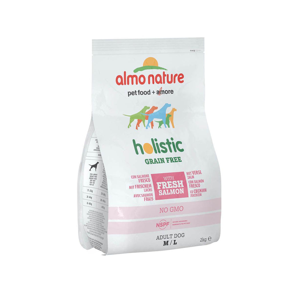 ALMO NATURE (781) M /L Grain Free 2kg Salmon & Potatoes